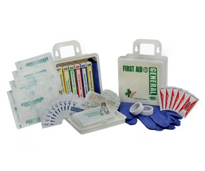 First Aid Kit, 6 unit
