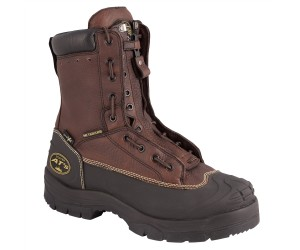Chemical Resistant Steel-Toed Work Boots